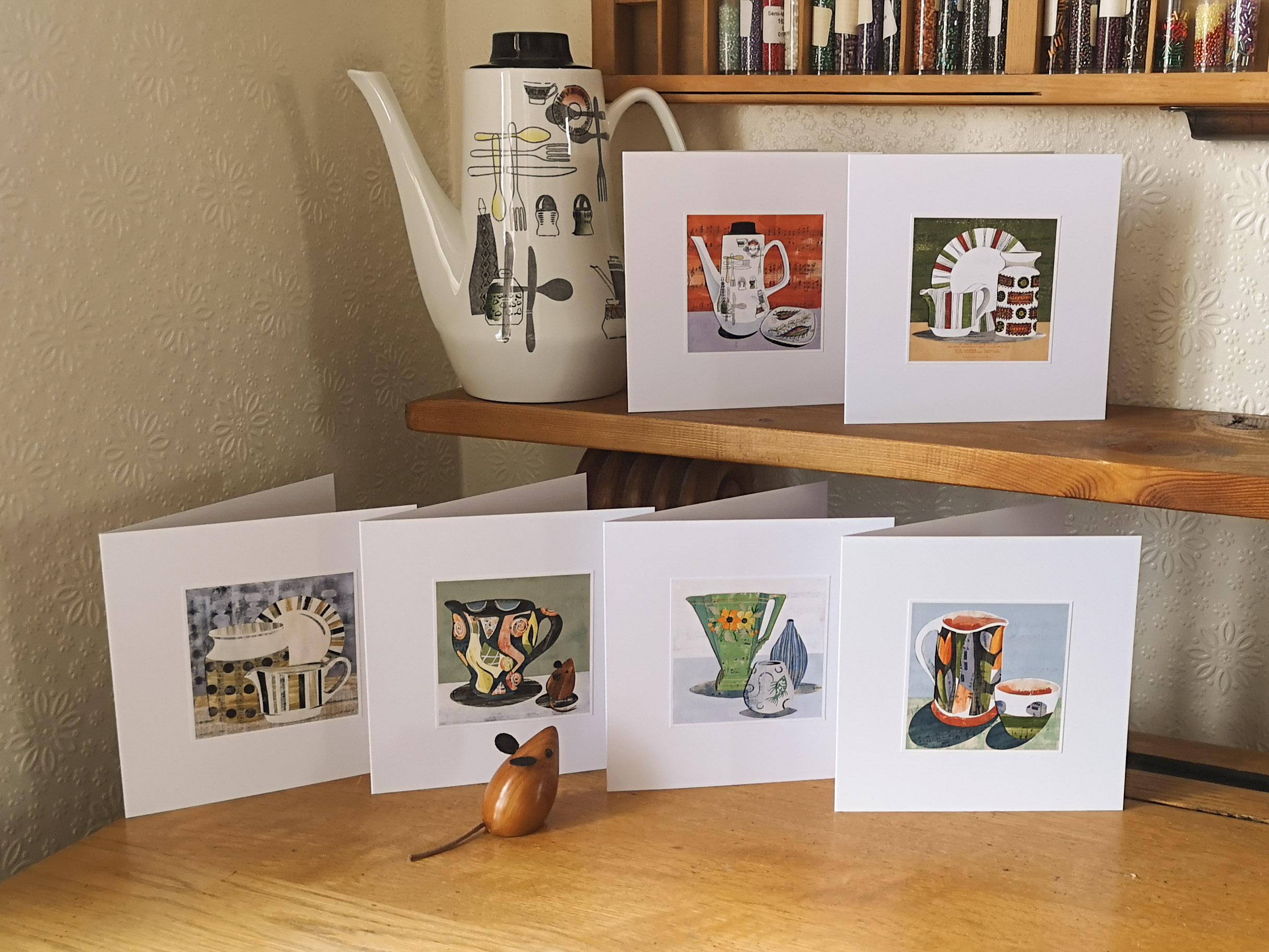 Ceramic Cards – Collection 1