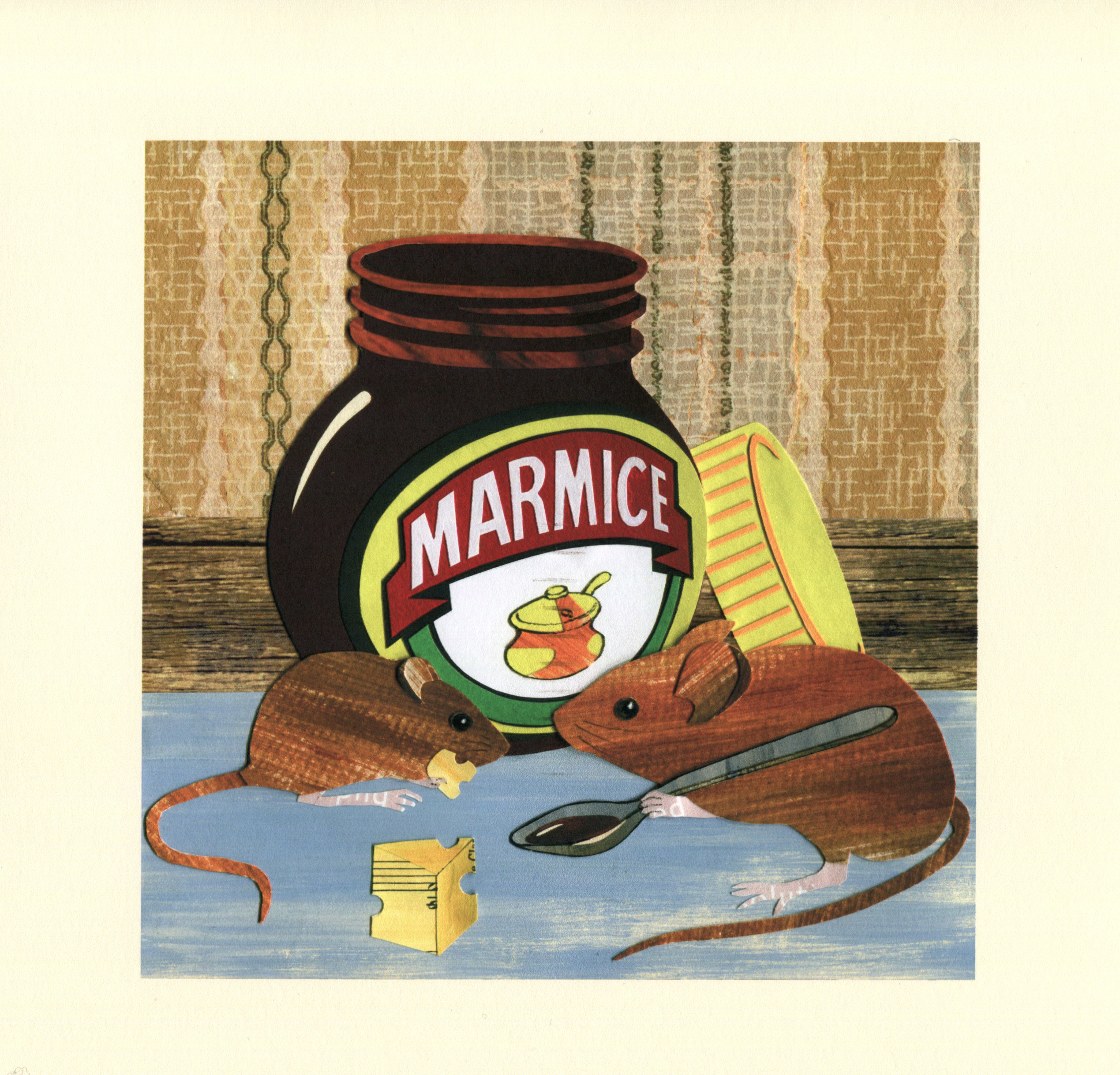 Marmice Print