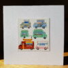 Food Trucks Collage by Victoria Whitlam