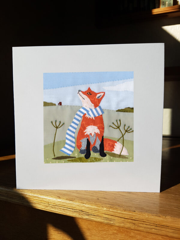Victoria Whitlam Leicester Fox Card