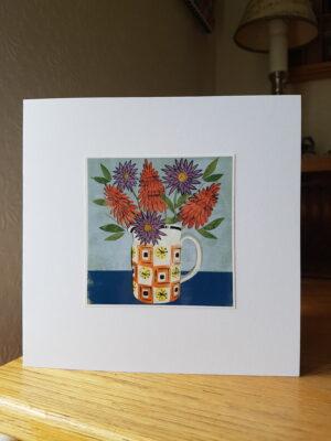 Greeting Card : Arthur Wood Jug