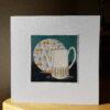 Victoria Whitlam Grafton Safari Coffee Pot & Kathie Winkle Compass Plate