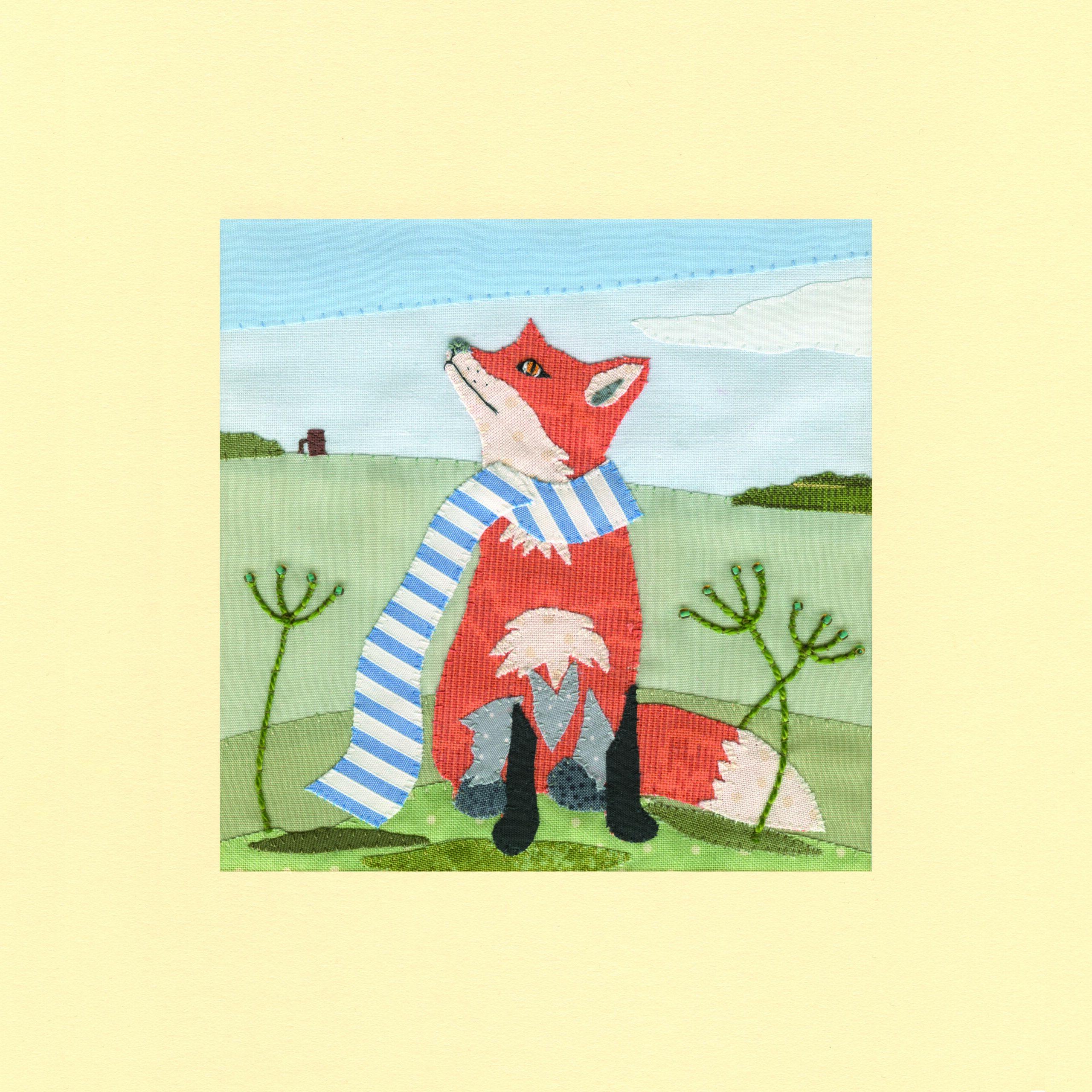 Victoria Whitlam Fox Print